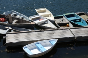 Dories, Ogunquit, Maine