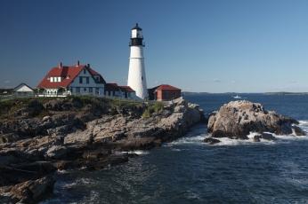 Portland Head Lighthouse, Portland, Maine