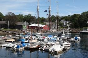 Harbor, Camden, Maine