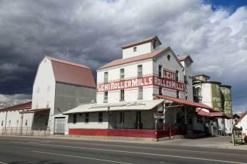 Lehi Roller Mills, Utah