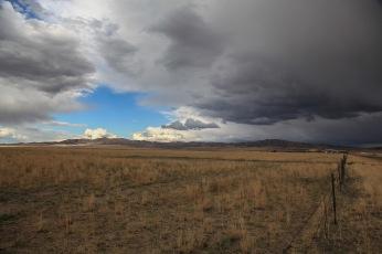 Approaching Storm, Idaho