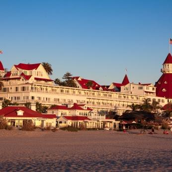 Hotel del Coronado, Coronado, California