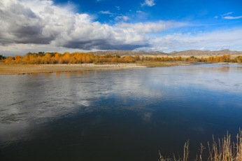 Missouri River Headwaters, Montana