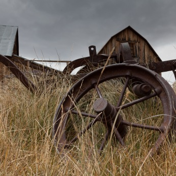 Bodie State Historical Park, California