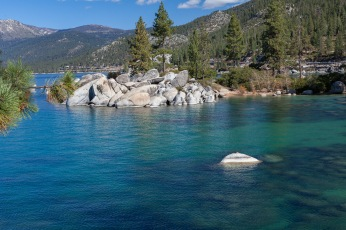 Sand Harbor State Park, Lake Tahoe, Nevada