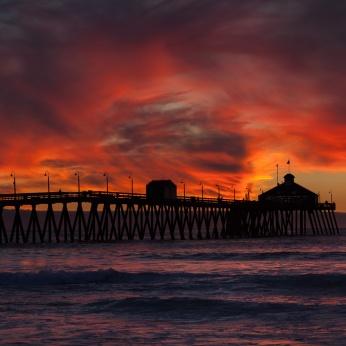 Imperial Beach Pier, Imperial Beach, California