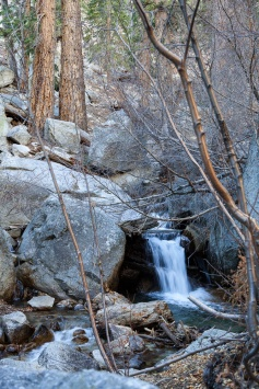 Waterfall, Whtiney Portal
