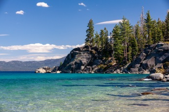 Lake Tahoe at D.L. Bliss State Park