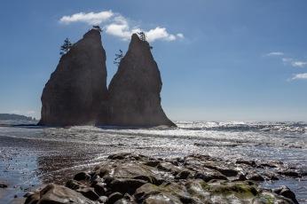 Split rocks