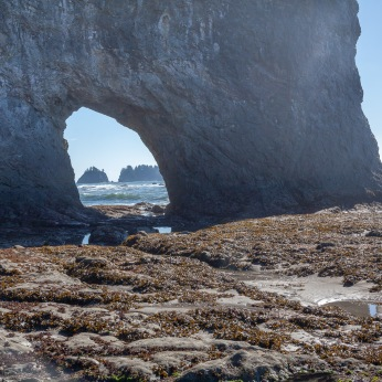 Hole-in-the-Wall at Rialto Beach