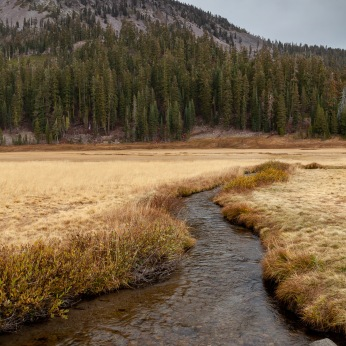 Kings Creek, Lassen Volcanic National Park