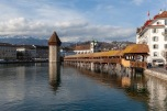Kappelbrücke in Luzern