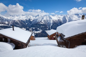 The view from Bettmeralp