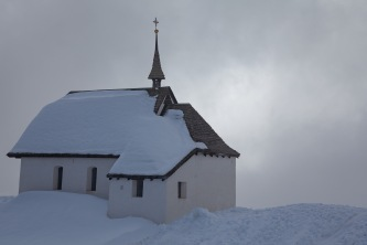 Chapel in Bettmeralp